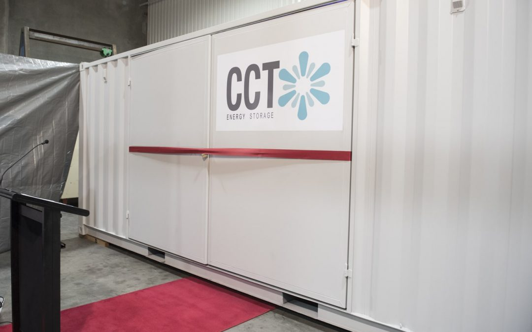 World's first thermal battery launched in SA