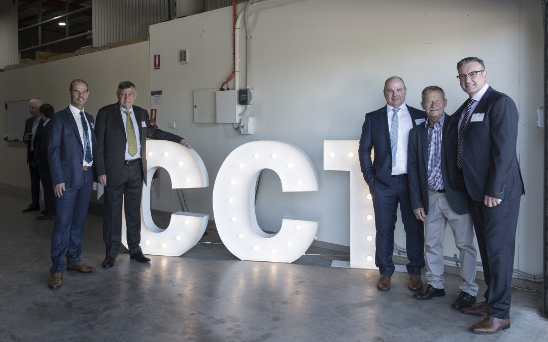 CCT Energy Storage launch event photos